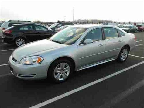 2011 Chevy Impala Ls by Buy Used 2011 Chevy Impala Ls 44k Low All Power 3 5