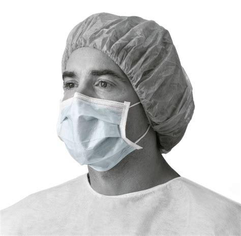 basic procedure face masks  earloops  medline
