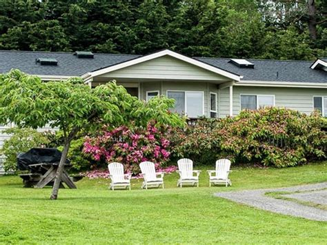 Garden Isle Guest Cottages  Whidbey And Camano Islands