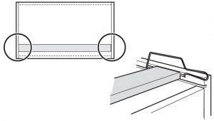 fixation murale micro onde dmontage du rail de fixation murale with meuble mural pour micro onde