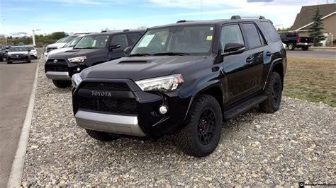 Toyota The New 20192020 Toyota 4runner Exterior Spyshot