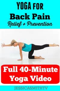 Yoga Back Pain Relief