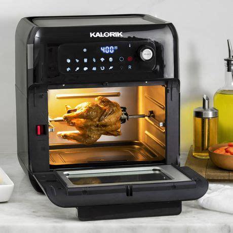 kalorik fryer air oven afo bk walmart quart digital canada fryers