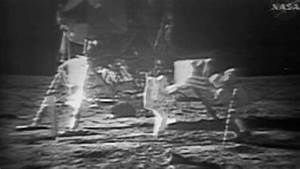 NASA celebrates 45th anniversary of first moon landing ...