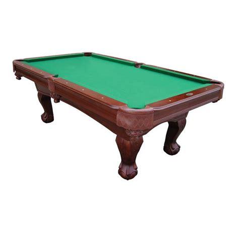 sears pool tables on sportcraft 1 1 32 832 90in kingsford billiard table