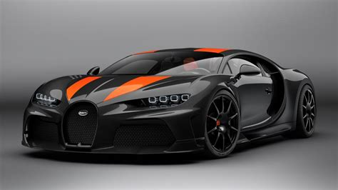 Top gear—series 24, episode 4. The Bugatti Chiron Super Sport 300+ is a production 300mph car | Top Gear