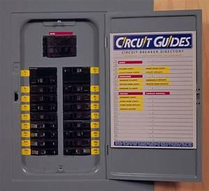 Circuit Guides Kit  Get 149 Identifier Labels