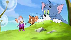 tom and jerry find a girlfriend