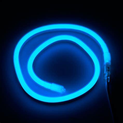 illuminazione neon striscia flessibile led neon 1 metro ledkia italia
