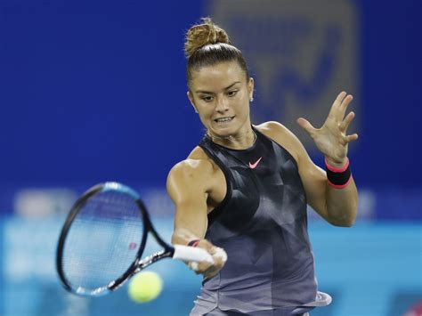 Browse 4,015 maria sakkari stock photos and images available, or start a new search to explore more stock photos and images. Maria Sakkari - Maria Sakkari Photos - 2017 Wuhan Open - Semi-Finals - Zimbio