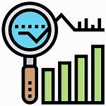 Trend Icon Data Analysis Inspection Chart Icons