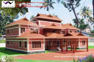 designing floor plans 2956 sqft beautiful nalukettu model home plan