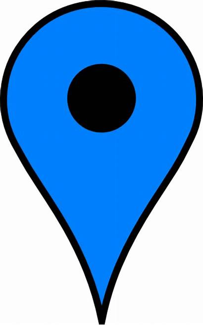 Google Maps Vector Clip Clipart Cities Cliparts