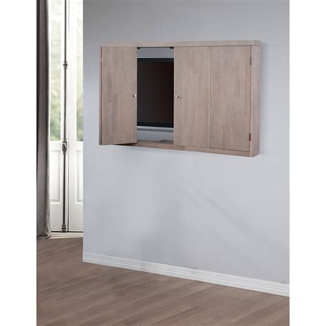 Tv Wall Cabinets For Flat Screens With Doors by 15 Inspirations Of Enclosed Tv Cabinets For Flat Screens