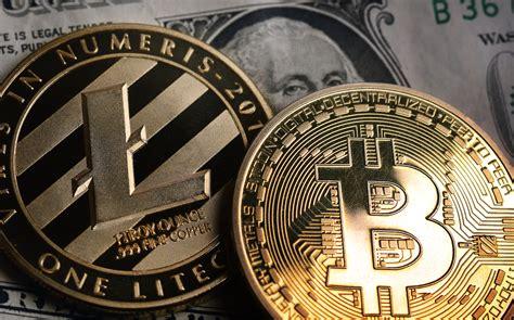 bitcoin price  trading flat  litecoin hits