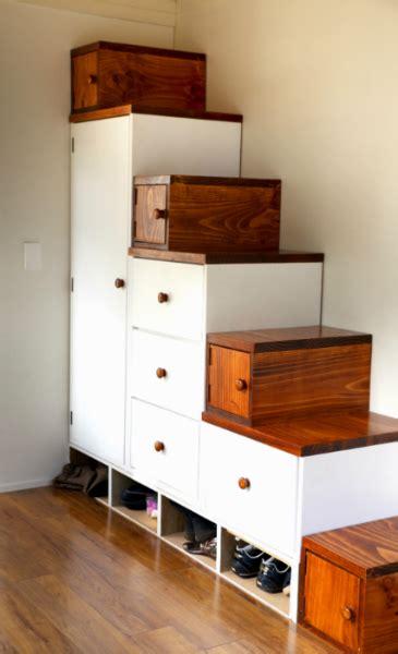 storage stairs   design    tiny house