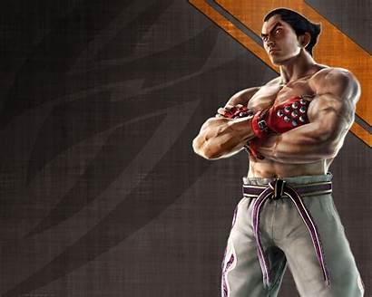 Tekken Kazuya Mishima Wallpapers Nin Er Background