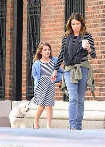 Tina Fey and Daughter Alice in NYC | Photos | POPSUGAR ...