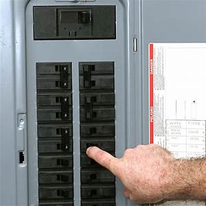 Residential Electrical Circuit Breaker Panel - efcaviation.com