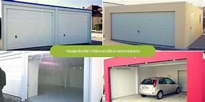 Acheter Un Garage : combien coute un garage co t d un garage en kit maison travaux acheter un garage lyon a co te ~ Medecine-chirurgie-esthetiques.com Avis de Voitures