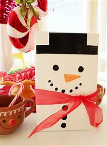 Cute and Simple Christmas Gift Wrap Ideas Gift Wrapping