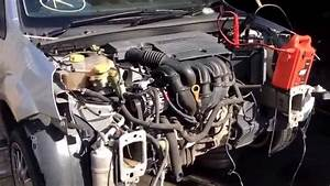 2006 Ford Fiesta Zetec S 1 6 Engine For Sale