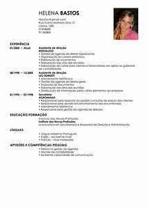Modelo De Curriculum Assistente Administrativo