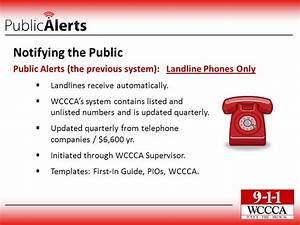 notifying the public emergency alert system eas ppt With emergency message templates