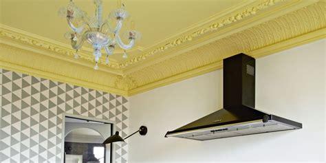 construction cuisine peindre un plafond en couleur toutes nos inspirations