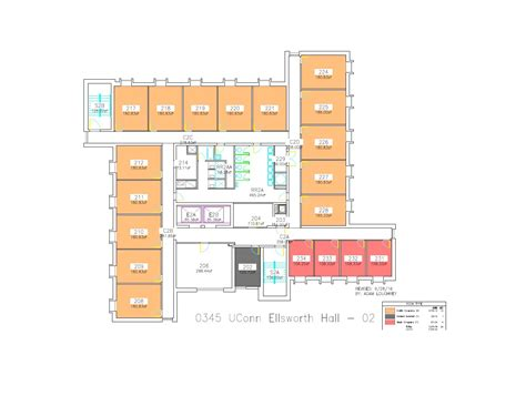 floor plans residential life