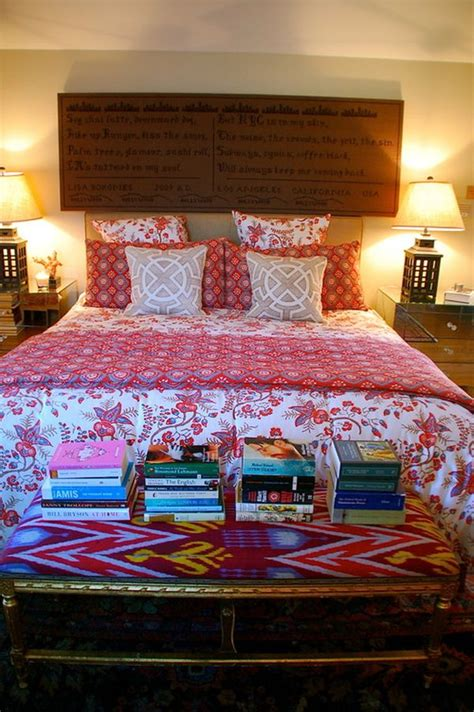 read tips  achieving  bohemian decor