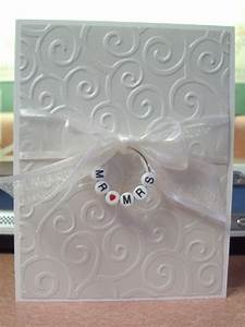 wedding embossing folder and wedding cards on pinterest With cuttlebug embossed wedding invitations