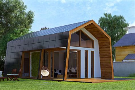 ecokits modular prefab cabins  sustainable  arrive