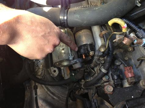 2006 Acura Tl Starter by Won T Start How To Replace Starter On 2004 Acura Tl