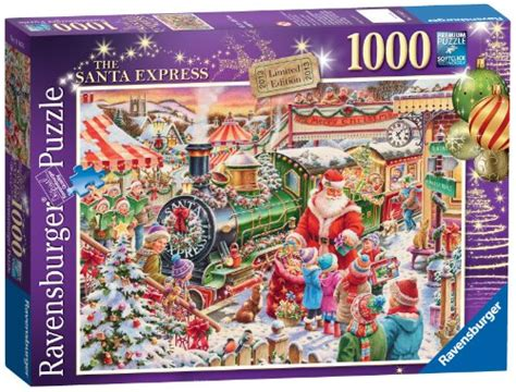 ravensburger christmas jigsaw puzzles awesome family fun