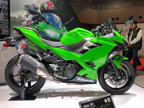Kawasaki 250 2018 Image by Gallery Foto Kawasaki 250 Facelift 2018 Tokyo Motor