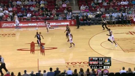Rockets / Jeremy Lin ( 16 PTS ) vs Trailblazers (2-8-2013 ...