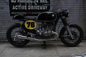 Bmw R60 6 : worth motorcycles build 1976 bmw r60 6 cafe racer bike ~ Melissatoandfro.com Idées de Décoration