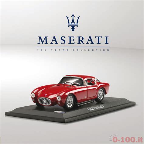 Maserati Collection by Maserati 100 Years Collection Un Piccolo Museo Maserati