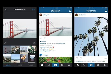 Instagram Format No More Cropping Instagram Now Lets You Post Landscapes