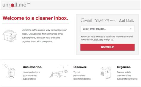Easily Unsubscribe From Unnecessary Mailing List (gmail