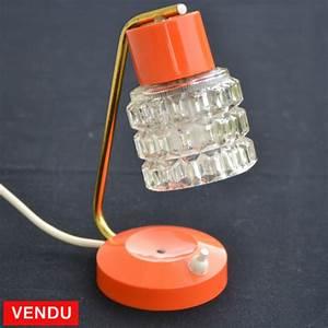 Lampe De Chevet Vintage : lampe de chevet ~ Melissatoandfro.com Idées de Décoration