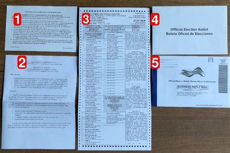 ballot pennsylvania mail envelope instructions vote voting filling election complicated surprisingly materials sasko claire