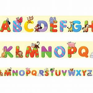 Free Fun Awards Certificates Classroom Display Borders Alphabet Fun 12m Trimmers