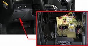 Hyundai Elantra 2011 Fuse Box Diagram