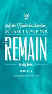 John 15 9