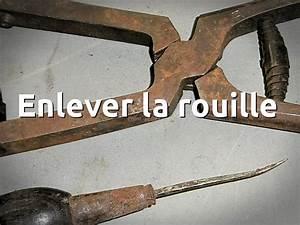 Produit Pour Enlever La Rouille : nettoyer la rouille d un outil ancien point sellier ~ Dode.kayakingforconservation.com Idées de Décoration