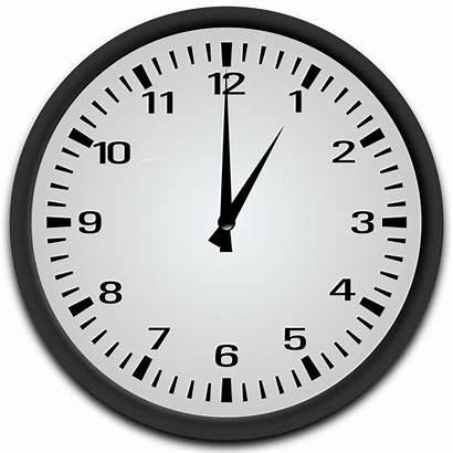Analog Clock Clipart Oclock