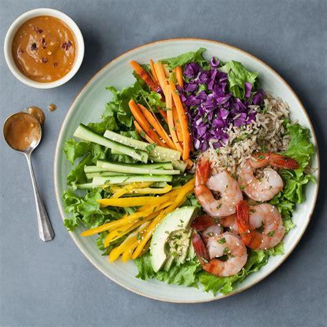 spring roll salad recipe eatingwell