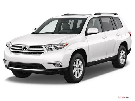 2012 Toyota Highlander Prices, Reviews & Listings For Sale